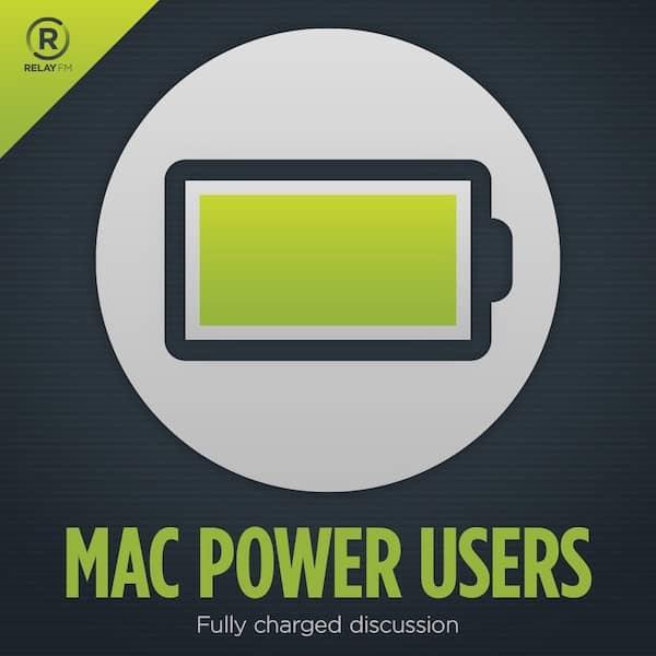 MacPowerUsers podcast logo