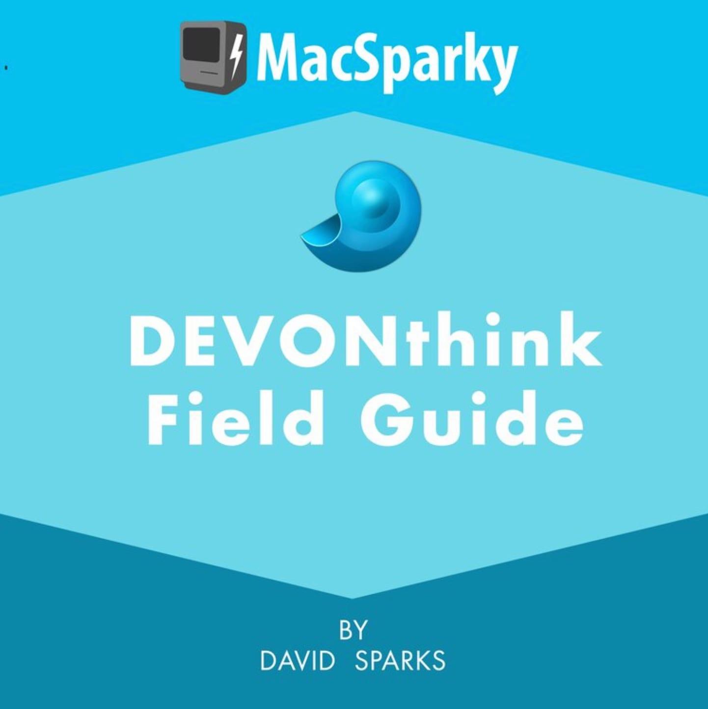 Illustratives Bild für den MacSparky Field Guide.